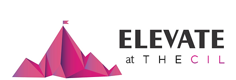 Elevate at TheCIL logo