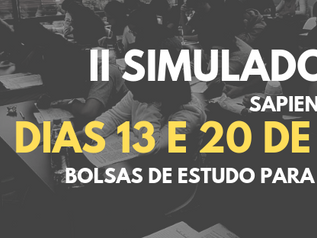 IIº SIMULADO ENEM SAPIENS by Studos
