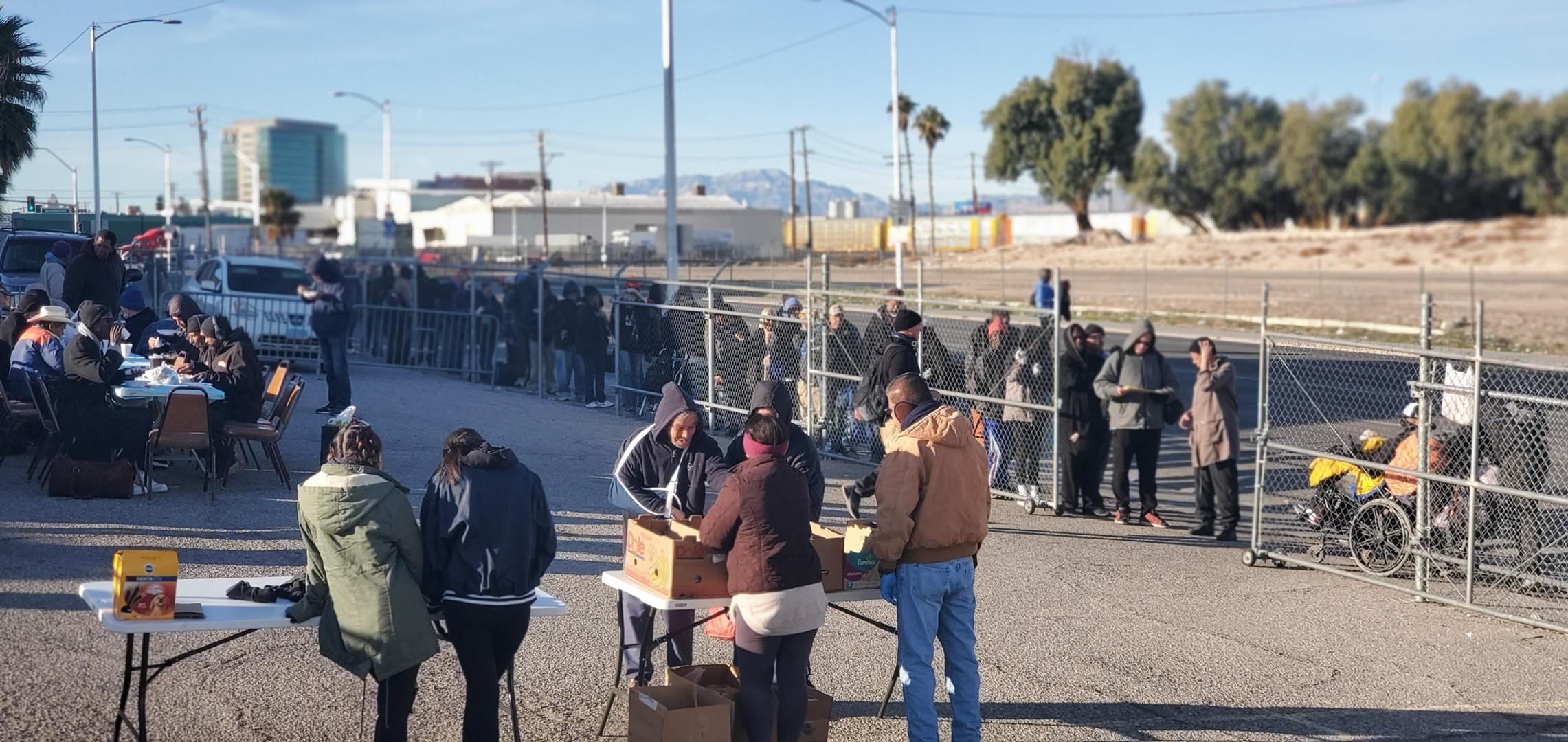 Community Relief Effort Event
