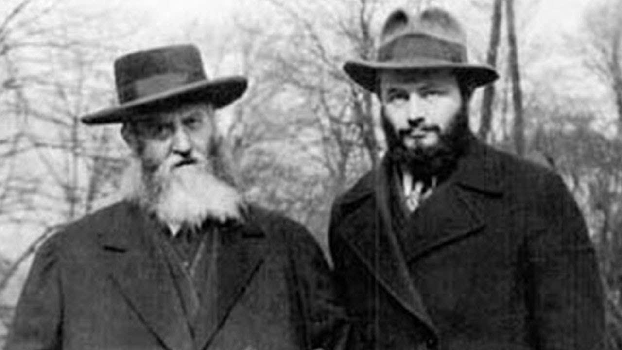 O Rabi Rayatz e o Rabi