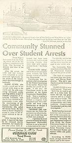 Jovens Lubavitch presos em Los Angeles,