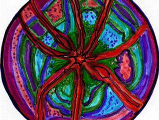 Mandala: Osteoblast
