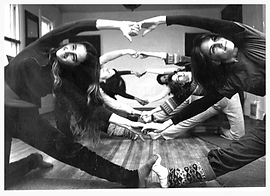 Massage & yoga, Circles of Healing for bodyworkers, caregivers
