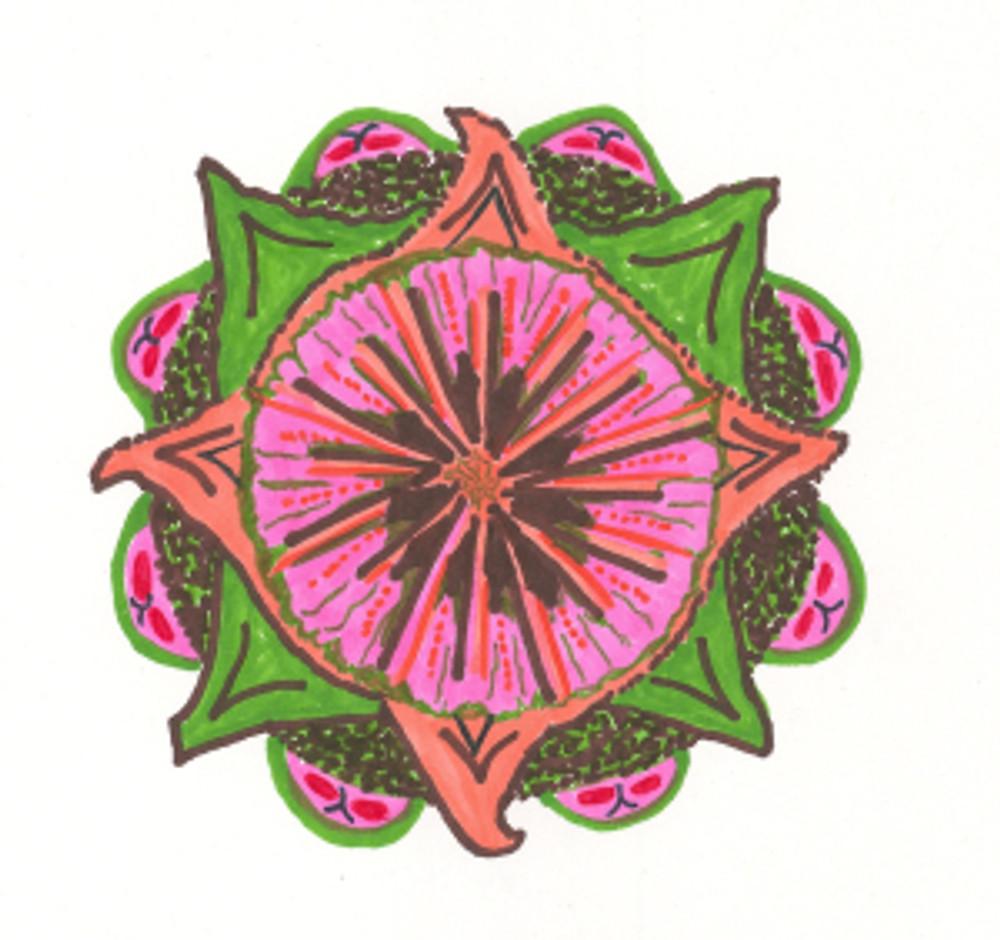 mandala-Peace