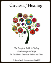 Massge & yoga, Circles of Healing for bodyworkers, caregivers