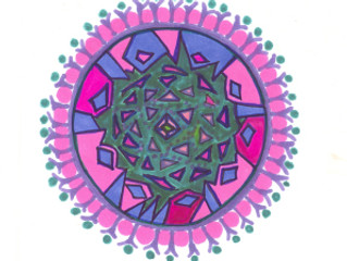 Mandala: Earth Energy