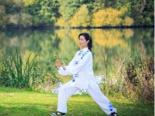 Practicing Qigong in a time of Covid