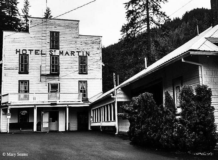 Hotel St. Martin at Carson Hot Springs
