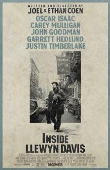 Movie Review:  Inside Llewyn Davis (2013)