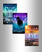 Les 3 tomes de Enlila