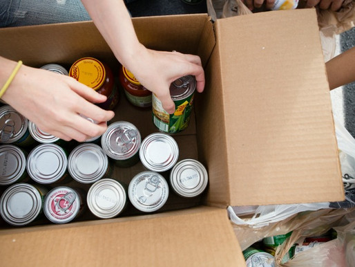 5 Things You Can Do Before Lunch to Fight Hunger