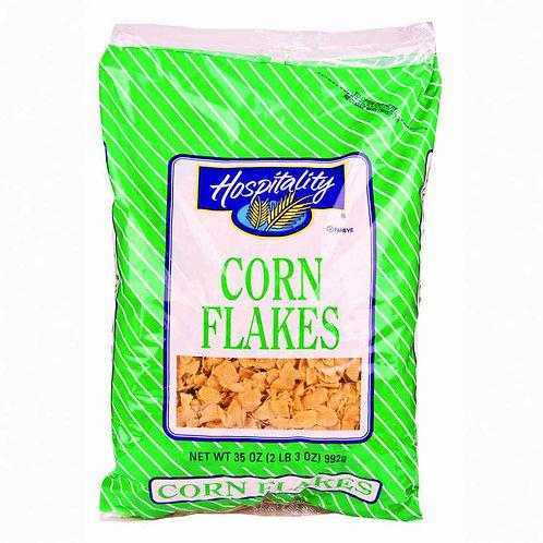 Single Serve Corn Flakes Cereal