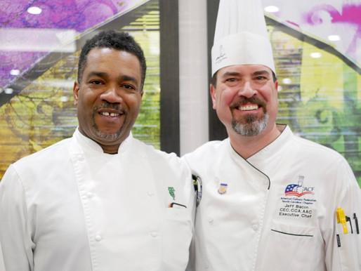 Mise-en-place: Triad Community Kitchen graduate Jacques Moore finds his place.