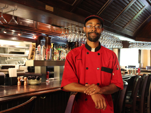 The Possibilities Are Endless for Providence Culinary Training Graduate Charles Jarvis
