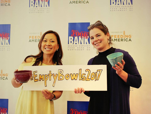 5 Reasons Why the Empty Bowls Dinner is a Perfect Girls Night Out