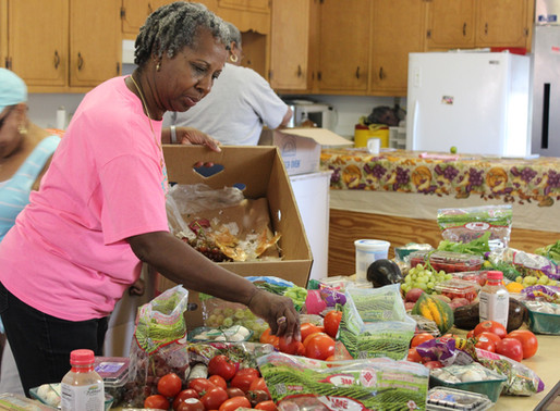 Some Tomatoes Would Be Nice: Second Harvest's Store Donation Program Moves Fresh Food Fast