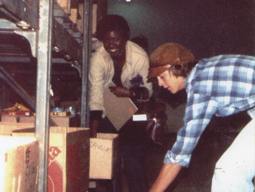 Second Harvest Opened 35 Years Ago (and we have been feeding community ever since)