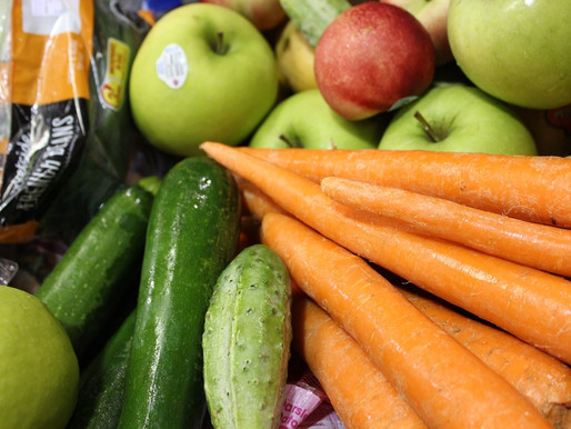 Nutritious Food for Families Facing Hunger Starts with a Strong Farm Bill