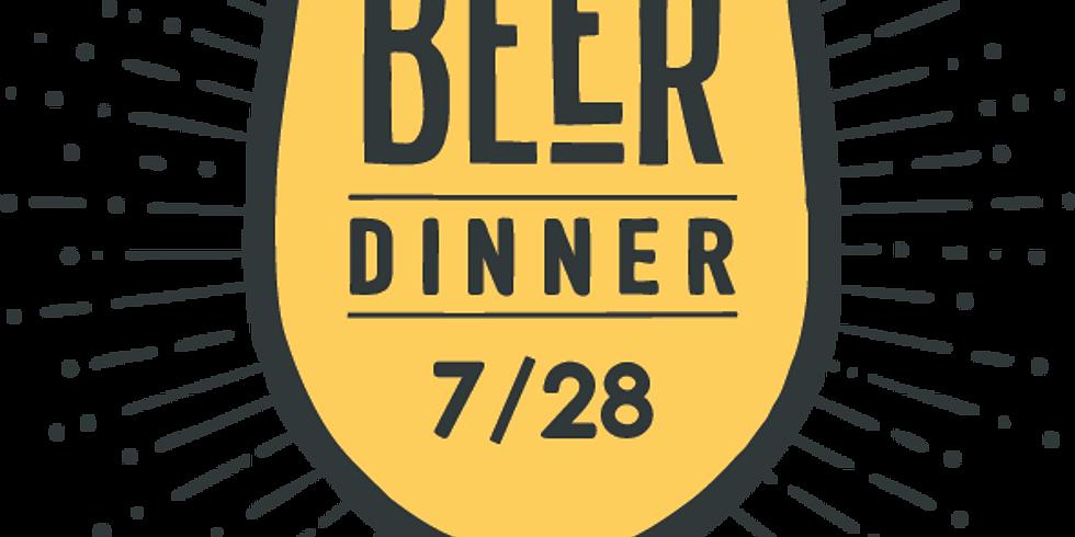 Providence X Hoots Beer Dinner
