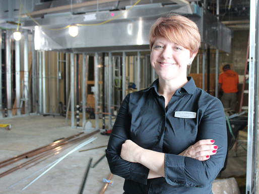 Ready to Shine: Providence Culinary Training Alumna is Helping Open Our New Restaurant