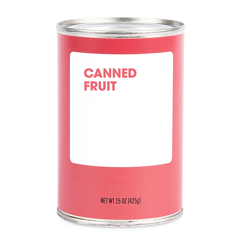 Canned Fruit (Case)