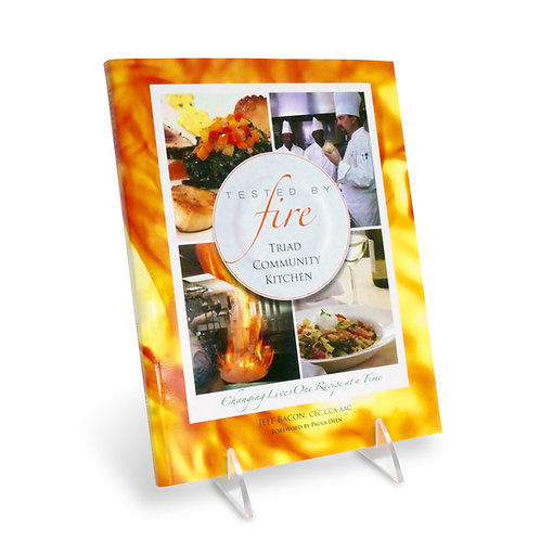 TESTED BY FIRE COOKBOOK