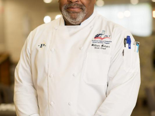 In Memory of Chef Webster
