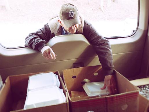 Caring for Neighbors, Seniors, and Feeding Community.