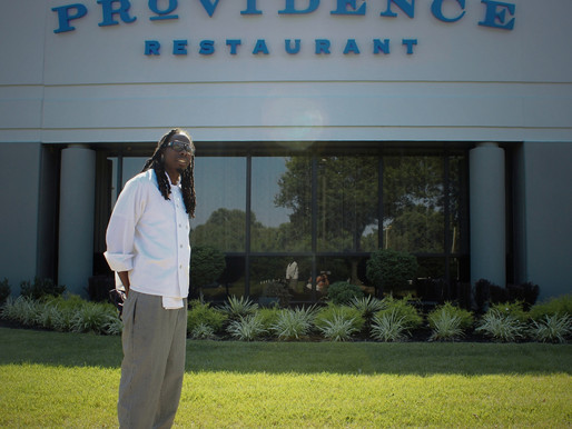 Good Food and Great Opportunities at Providence Restaurant