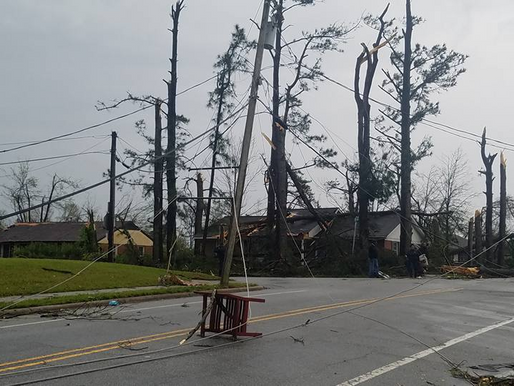 Second Harvest Food Bank: Tornado Response