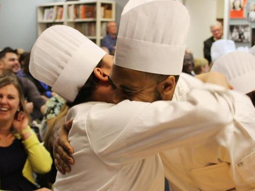 A Double Graduation at Triad Community Kitchen