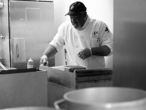 A Joyful Man with a Passion for Food: Remembering Chef William
