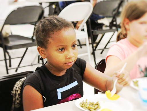 Summer meal sites get kids the food they need… and want.