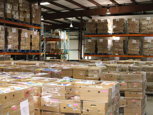 Prepared: Second Harvest and Disaster Response