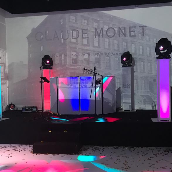 orchestre mariage dj artistes chanteurs paris mur video led son eclairage ile de france
