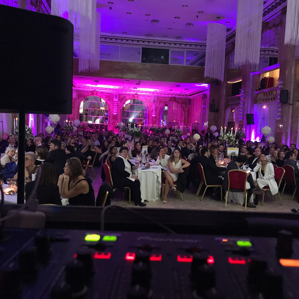 dj live corporate paris