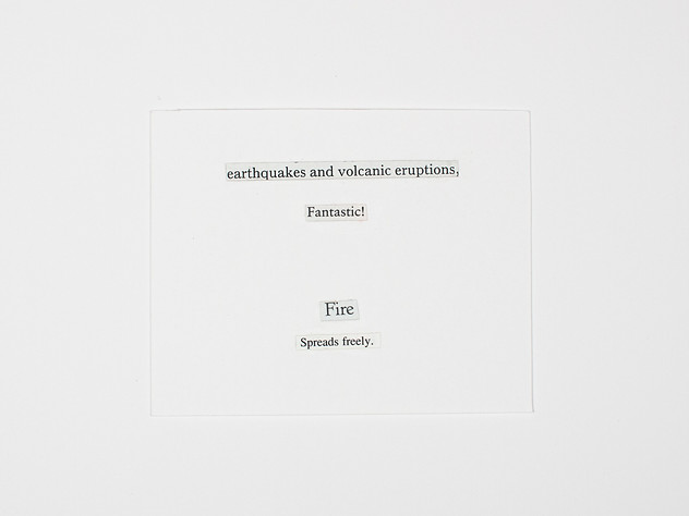 Earthquakes and Volcanic Eruptions
