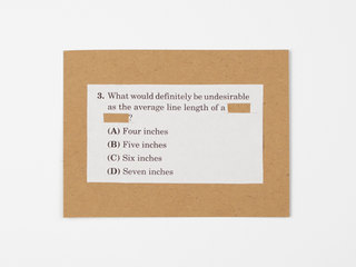 What Would Definitely be Undesirable
