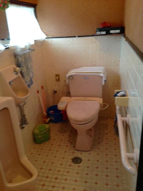 福井でトイレリフォームなど水回りリフォームは低価格激安のサクラ住宅設計で
