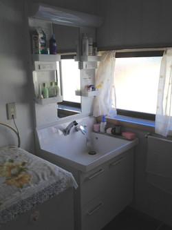 福井で洗面リフォームなど水回りリフォームは低価格激安のサクラ住宅設計で。