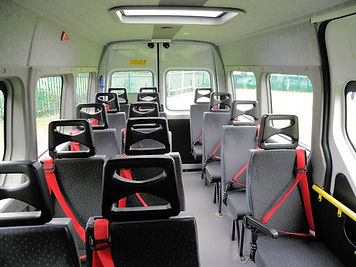 65 Reg Vauxhall Movano LM35 Mini bus lit