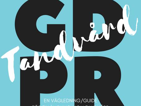 """Guide för kliniken att bli """"GDPR-redo""""!"""