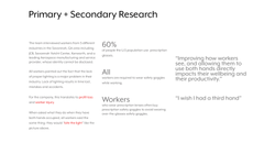 primary and Secondary research SNapon
