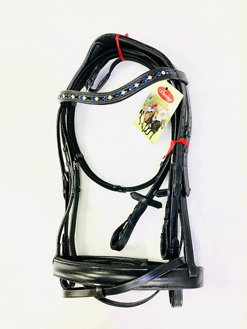 Leather Snaffle Bridle