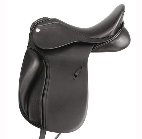Leather Dressage Saddle