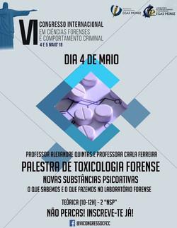 Workshop Toxicologia Forense