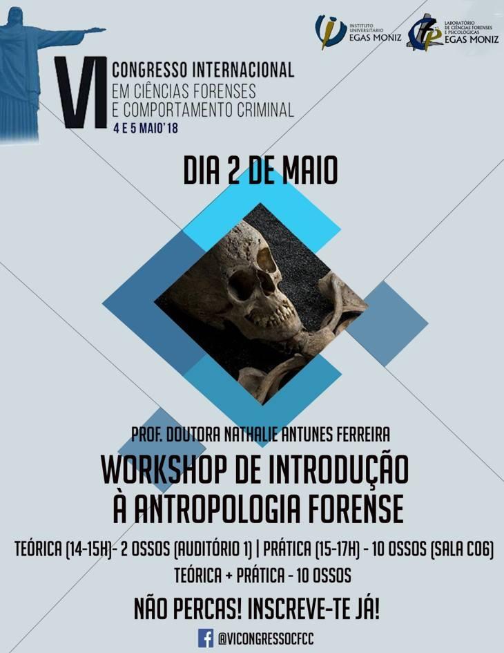 Worskhop Antropologia Forense