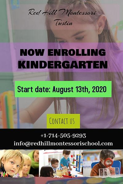 Copy of Preschool Enrollment Poster Temp