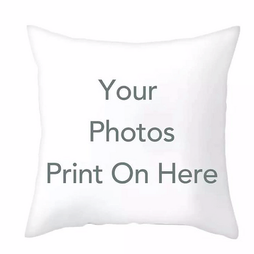 Bereavement  Photo Pillow