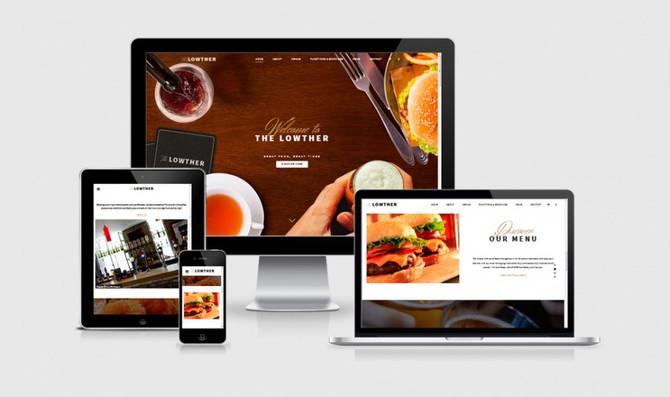 A importância de um site para a pequena empresa